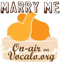 vocalo marry me graphic